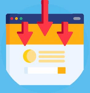 Customizable Landing Page