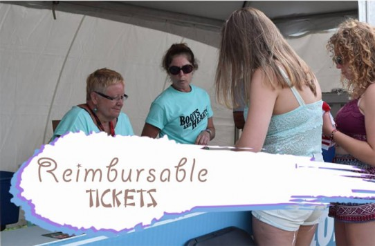 Should Volunteers purchase Reimbursable Tickets?